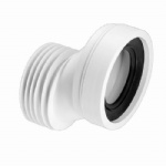 Toilet Pan Connector - 40mm Offset